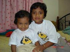 Eisya and Sarah