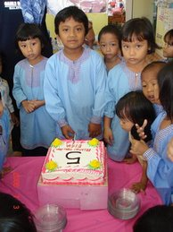 Eisya's Birthday 2006