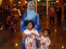 Kawin Din (sepupu Eisya) Melaka