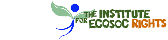 The Institute for Ecosoc Rights