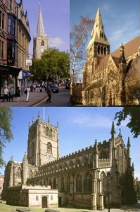 Nottingham City Centre Churches