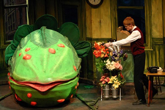 LITTLE SHOP OF HORRORS 2005