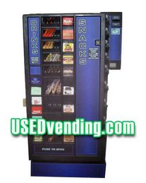 Antares Vending Machines  As low as $800 per set
