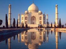 Índia - Taj Mahal