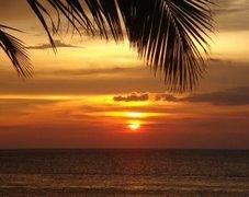 Pôr-do-Sol em White Beach