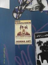Ens consumeixen by Horma art, Difusor