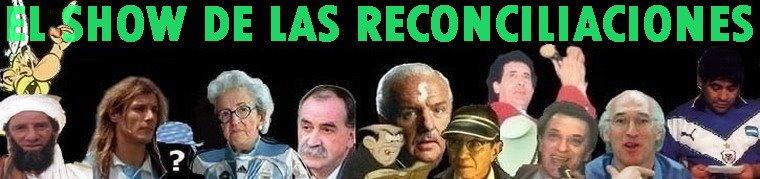 El show de las reconciliaciones (?)