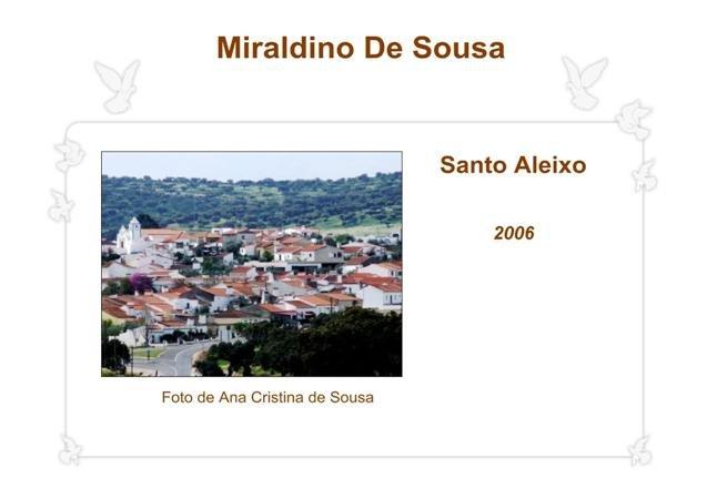 Miraldino De Sousa