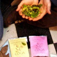 La Hoja de Coca No es Droga