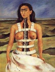 Frida Kahlo, retrato del dolor