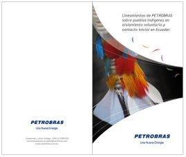 Los lineamientos de Petrobras para pueblos aislados