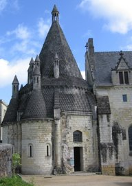 11th Century Kitchens, Fontevraud Abbey