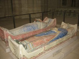 Eleanor of Aquitaine & Henry II