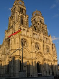 Orleans, France, May, 2006