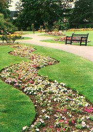 Bishop's Garden, Peterborough, England - 1993