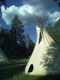 ~ from the overnight:  Camp Honor 2006