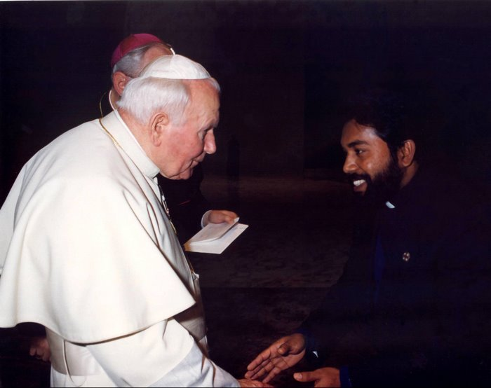 Fr Sunny John