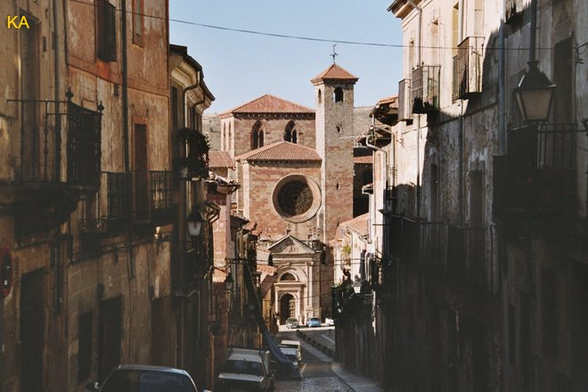 woensdag 10: Siguenza: catedral