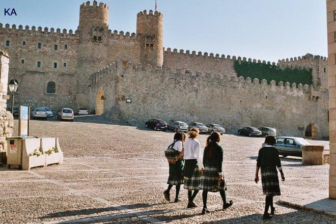 woensdag 09: Siguenza: castillo - parador