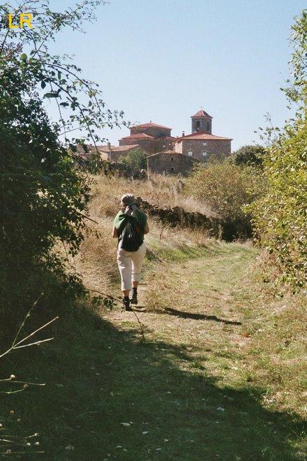 dinsdag 04: Romanillos de Medinaceli - entrada