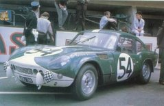 ADU3B Le Mans 1965
