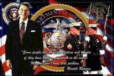 Marine Corps Poster Art