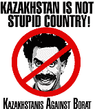 Borat Says....