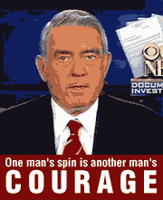 Dan Rather Says....