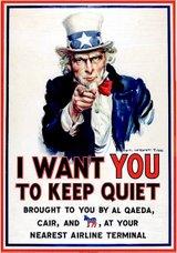 Keep QUIET!!!