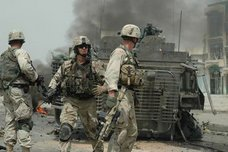 Combat In Iraq