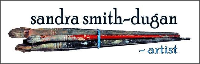 S. SMITH-DUGAN OIL & GOUACHE PAINTINGS