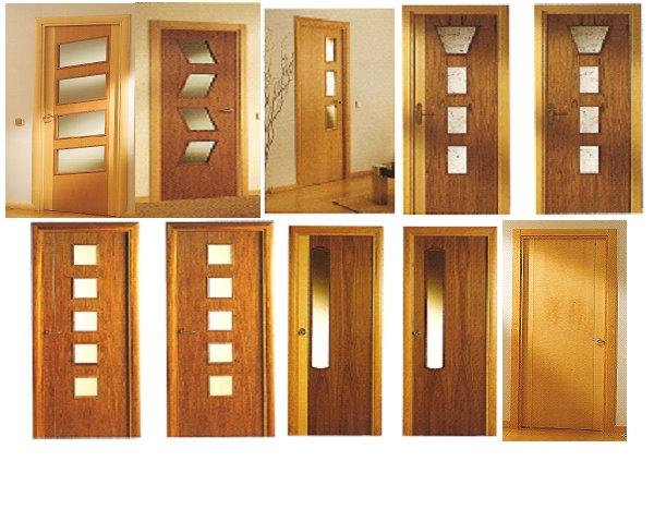 Modelos de puertas principales imagui for Tipos de puertas de madera