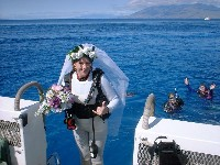 We Do Underwater Weddings! Tie the Knot at the Bottom of the Sea!