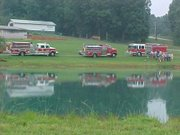 Fire Depts. Training 2004