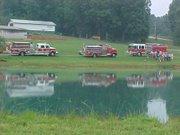 Fire Depts. Training 2004