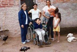 Entrega silla de ruedas