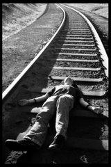 Triste y agotado... te llamaba