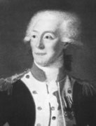 GENERAL MARQUIS DE LAFAYETTE