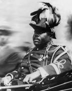 MARCUS M. GARVEY