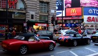 The TVR parade