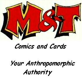 M&T Comics and Cards