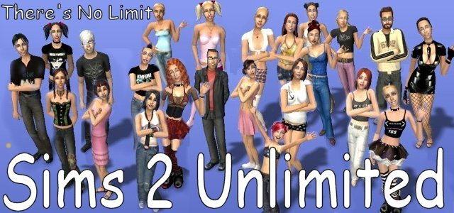 Sims 2 Unlimited