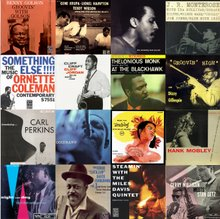Some of the great jazz that is heard on Bop City