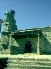 Iglesia parroquial Ntra Señora de la Misericordia. El Cabaco