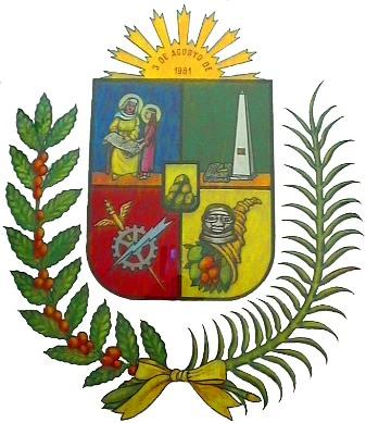 Escudo Municipio Juan Jose Mora