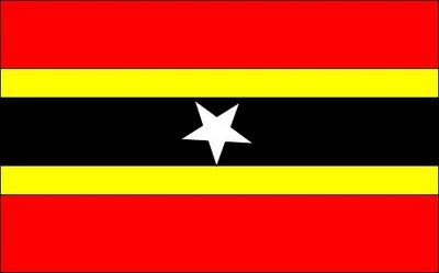 Bandera del municipio Juan Jose Mora, Moron
