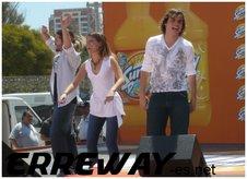 erreway en el happy sunny day