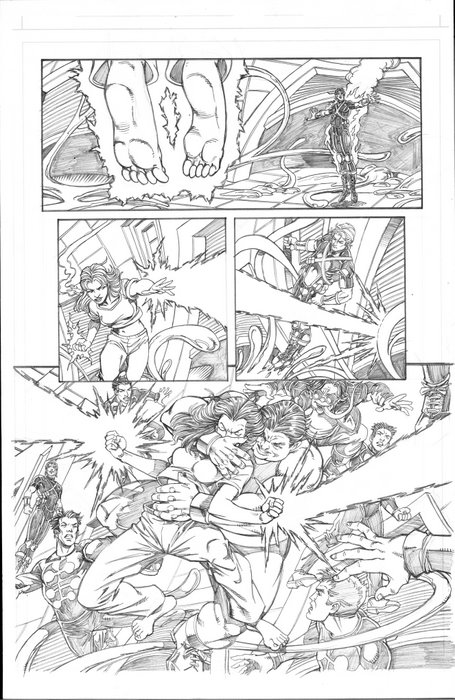 Ultimate X-Men #74 Pg. 4
