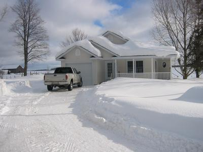 Our Farm in Owen Sound 2004