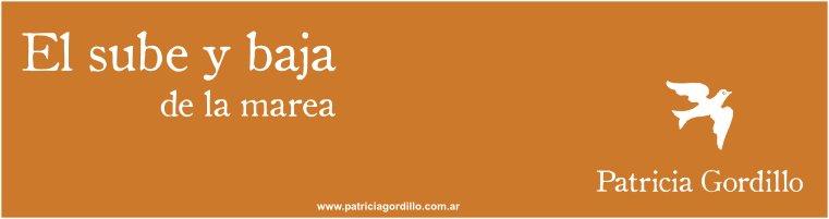 El sube y baja de la marea - Patricia Gordillo